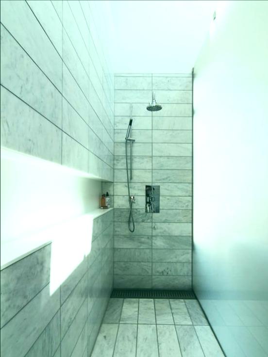 duchas modernas ahorro espacio